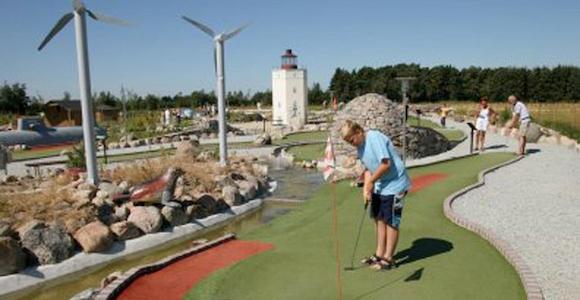 Golf & Fun Park i Marielyst